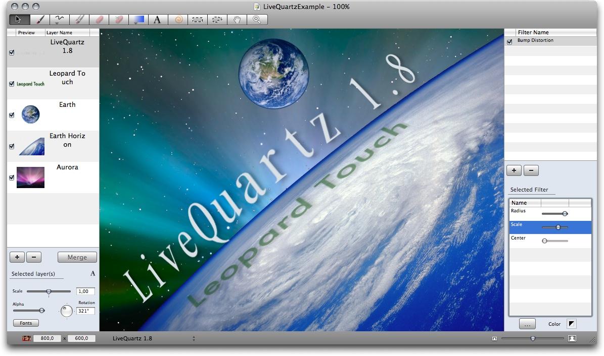 LiveQuartz
