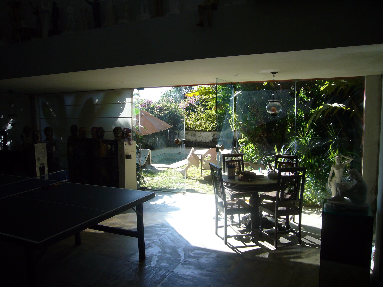 Jardin de l'intérieur