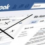 [Rétrospective] Designs de facebook entre 2005 et 2010