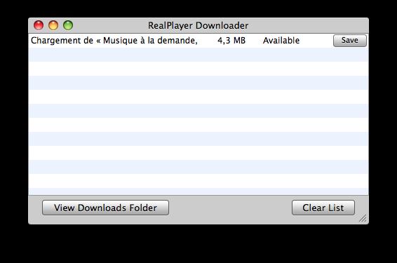 comment telecharger musique deezer sur mac